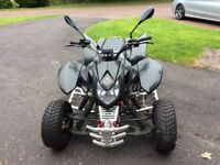 Apache RLX450 Quad bike for sale
