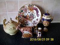 CHINA ITEMS REQUIRED BY PRIVATE COLLECTOR