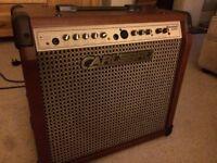 Carlsbro Sherwood Junior Guitar Amplifier 65W Superb Condition