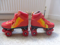 Rio Roller Skates (UK Size 4 / EU 37)