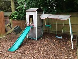 TP swing slide fort