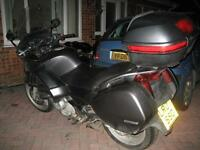 2007 Honda Deauville NT700 For the same price as a 650!!
