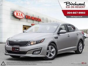 2014 Kia Optima LX Sunroof