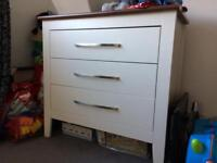 Mamas and Papas chest of drawers.