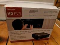 Hauppage HD PVR Personal HDTV Recorder - Record Xbox 360 and PS3