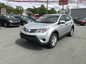 2013 Toyota RAV4 LE (Only $172 bi-weekly, OAC w/ $0 down)