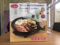 Multi function electric cooker