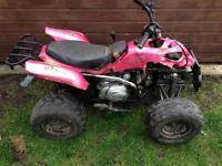 spares or repair quad