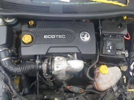 Vauxhall Corsa A13DTC Engine Complete