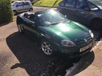 MG TF 1.8 petrol