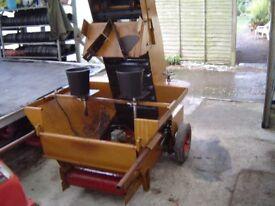 Potting Machine, Javo Mini