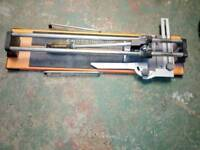 Tile cutter up to 500mm