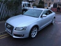 2009 AUDI A5 2.0 TFSI Sport, Automatic, FULL SERVICE HISTORY. Good condition..