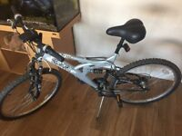 Mountain bike in good condition used