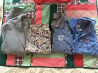Ladies designer clothes bundle - size small