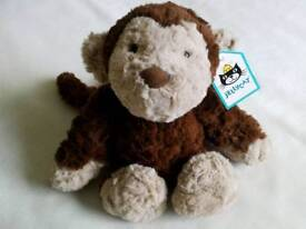Jellycat 'I Am Small Rollo Monkey' Brand New With Tags