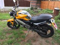 Cagiva planet 125 2 stroke full power not mito or rs