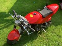 MIDI motorbike
