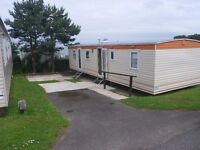 New Quay Haven Site For Sale a Privately owned Double Glazed Atlas Everglade 35x12 3 bed