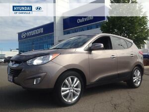 2012 Hyundai Tucson 2.4L LIMITED | AWD | LEATHER | PARKING SENSO