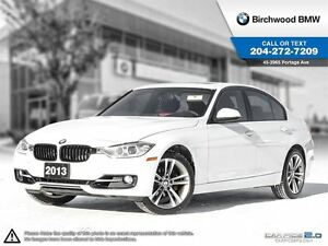 2013 BMW 3 Series 328i xDrive Navigation Sport Exec Prem! Local!
