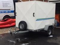 Conway box trailer
