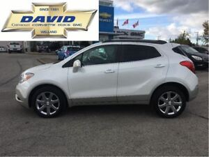 2016 Buick Encore AWD/ SUNROOF/ LEATHER/ NAVIGATION/ R CAMERA