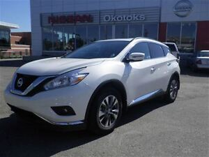 2016 Nissan Murano SV AWD Sunroof NAV Remote Start Heated Seats