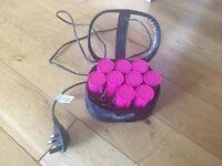 TRESemme 3039u Volume Salon Professional Heated Rollers Hair Curlers
