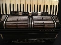 Hohner Morino iv m Accordion Domino coupler for sale.