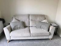 Milton 3 seater sofa (sofology)