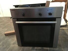 Beep intergrated oven