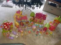 ELC Happyland HUGE bundle over £250 new with limited edition item