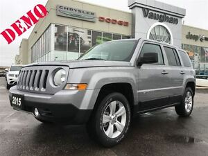 2016 Jeep Patriot 1 Owner North 4x4 * Only 2132 kms !!