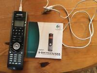 Logitech harmony 555 remote