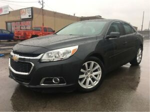 2015 Chevrolet Malibu LT 2LT NAVIGATION REMOTE START BACK UP CAM