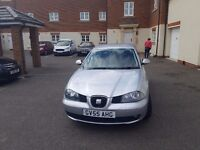 Seat ibiza 1.4 2005 3dr Low costs. Quick sale