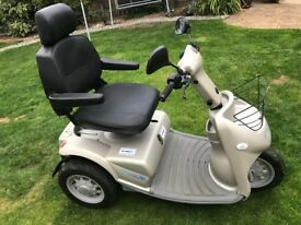 TGA Breeze S 8mph Mobility Scooter £450
