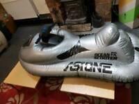 Astone Inflatable Jet Ski with motor.