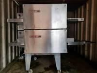 """Blodgett Gas 21"""" Conveyor belt pizza oven"""