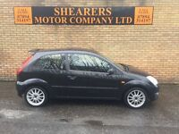 + RARE FORD FIESTA ZETEC S ONLY 58 K + 1 YEAR MOT + SAME LADY OWNER LAST 9 YEARS +
