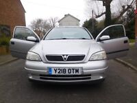 Vauxhall Astra - Automatic - Perfect Condition - Mileage 75K