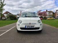 2011 Fiat 500 ... MK1 1.2 Pop(start/stop)... 1 Owner ... 1 Year MOT... Low Mileage 41000 ...Fiat 500