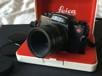 Leica R6.2 camera with 60mm Macro Elmarit F2.8 Lens - Excellent Condition
