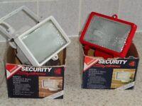 Security spotlights