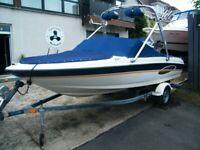 Bayliner 175 XT Bowrider speedboat sportsboat skiboat