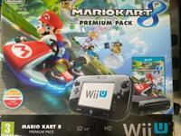 Wii U + Mario Kart 8 (Premium Pack)