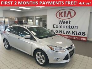 2012 Ford Focus SE FWD 2.0L Auto, FIRST 2 MONTHS PAYMENTS FREE!!