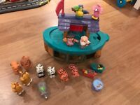 Fisher Price Little People Noah's Ark Playset