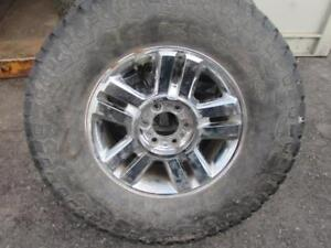 4---LT325/65R18 Tires ---mounted on 18 in Ford Alloys